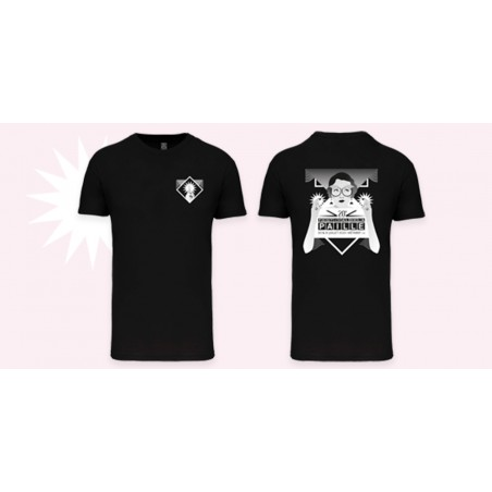 T-shirt Noir  - I Believe I...