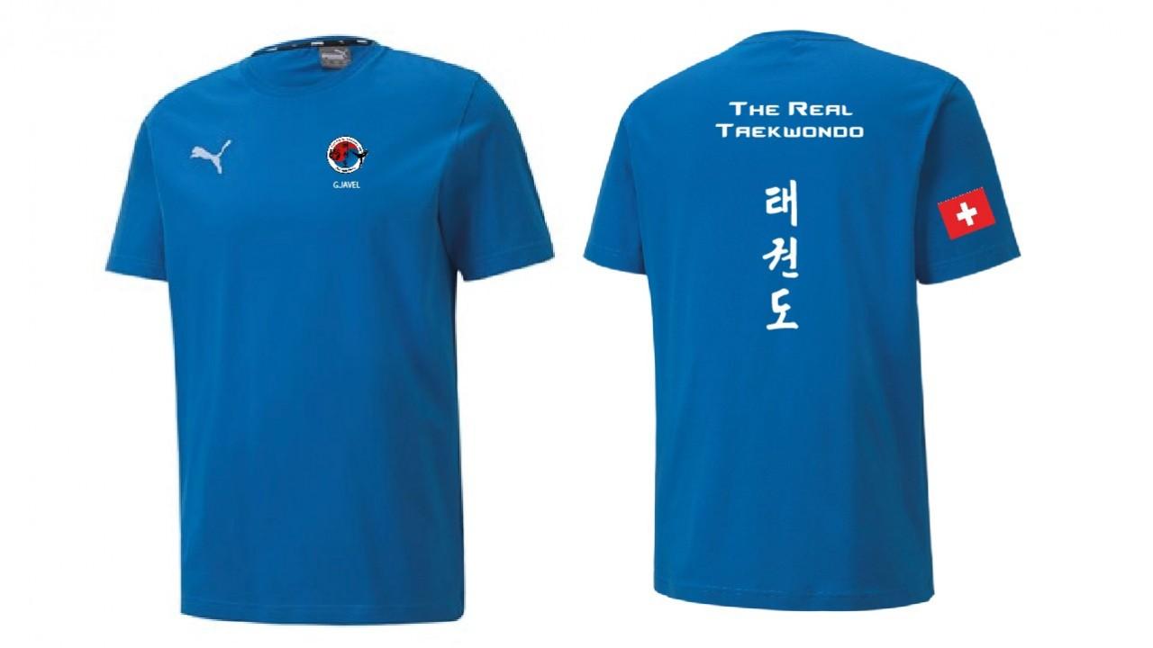 Tee-shirt casual team GOAL